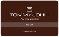 Tommyjohn 200 giftcard fourth 1417621195