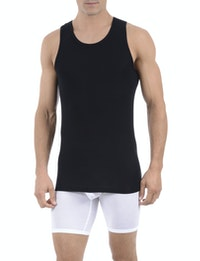 2007ss second skin tank top black primary 1417621227