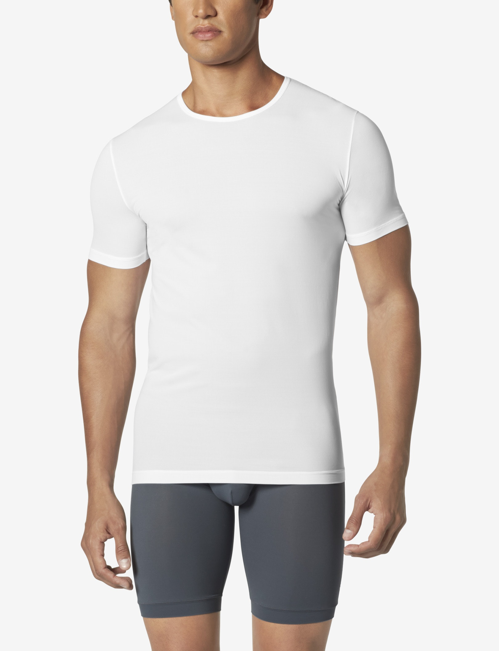 Air Crew Neck Stay Tucked Undershirt Light Undershirt