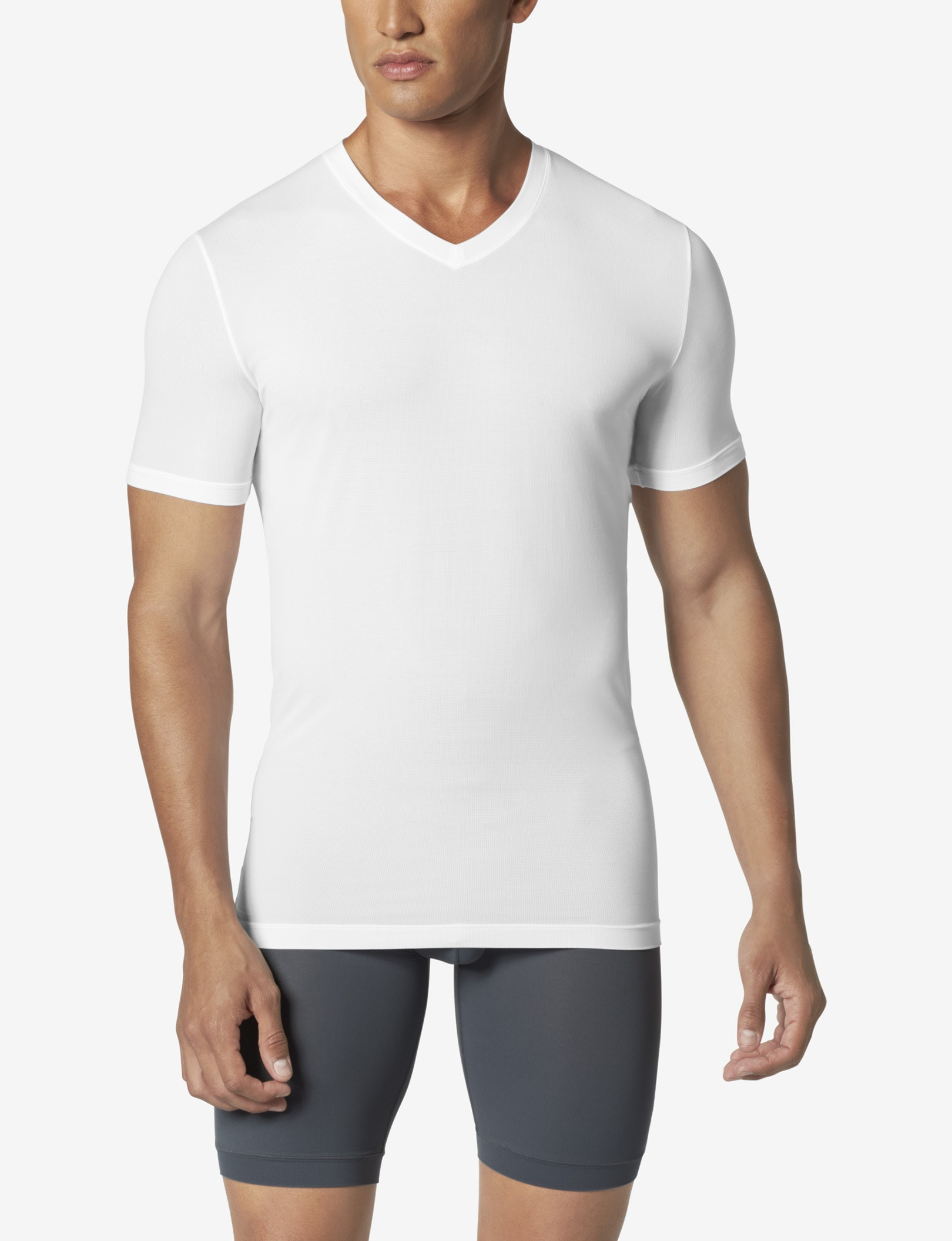 Air High V-Neck Undershirt