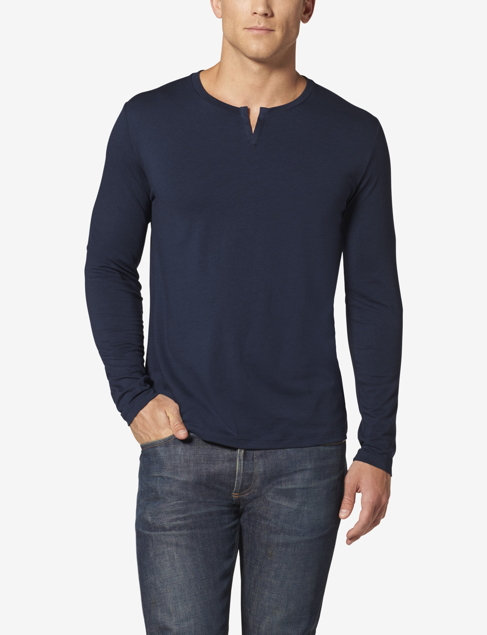 The 14 Best Undershirts For Men Reviewed; The Tommy John undershirt is made of an exceptionally stretchy material to hug your body and remain in place no matter how you move. a T-shirt is perfectly acceptable. T-shirts in general typically will carry a bit more weight (i.e. thicker) than an undershirt to account for the external.