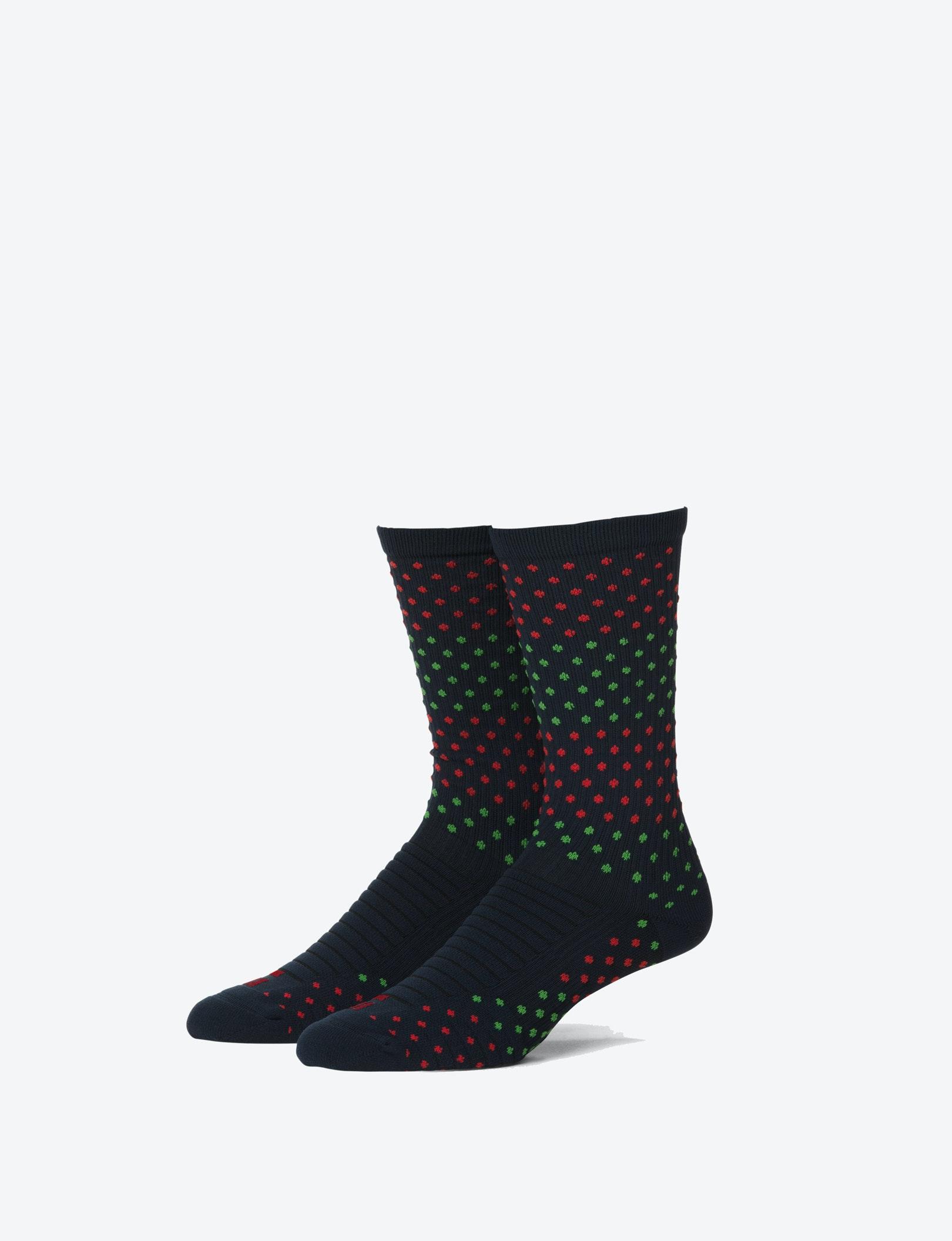 Holiday Edition Performance Dress Sock
