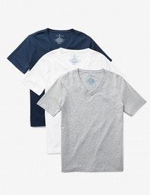 Shop Men's V-Neck T-Shirts Online   Tommy John
