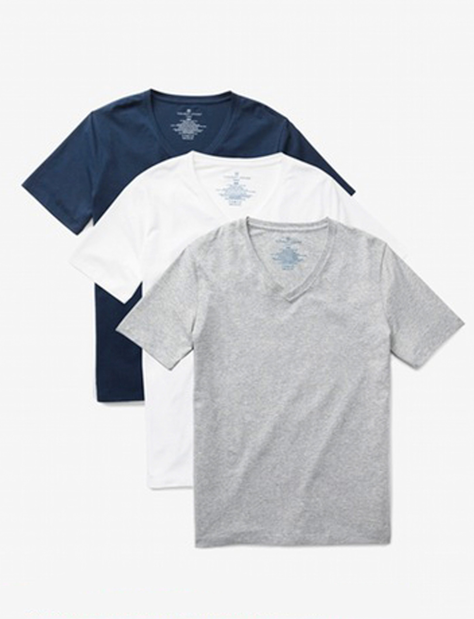 Shop Men's V-Neck T-Shirts Online | Tommy John