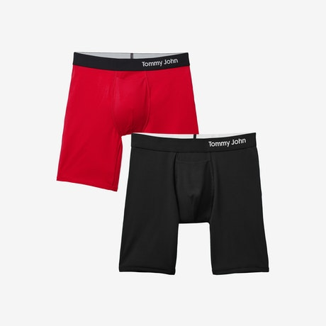 image of valentines day cool cotton boxer brief 2 pack