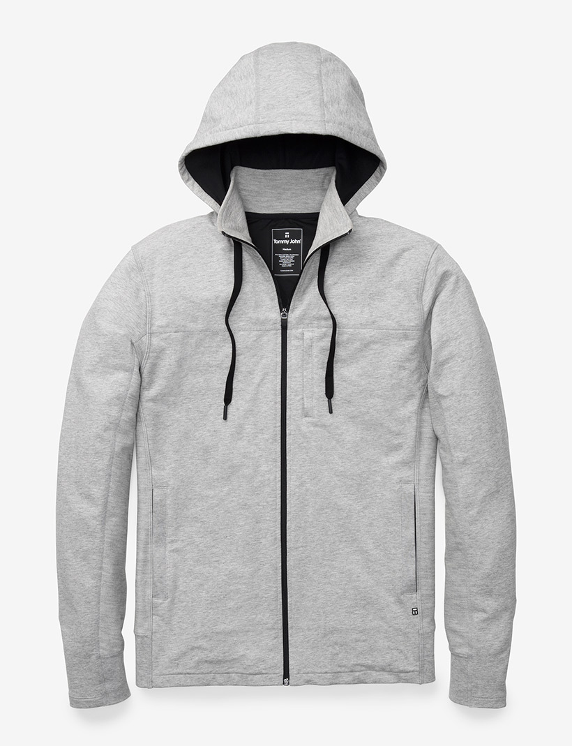 Athleisure soft hoodie 14534990